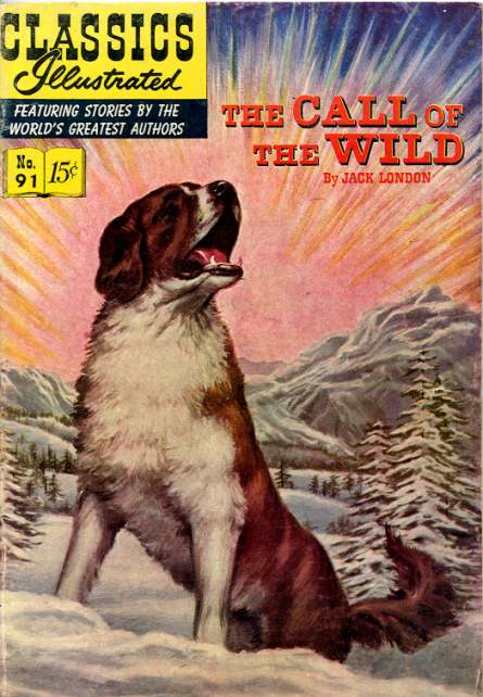 The_Call_of_the_Wild_(Classic_comics)